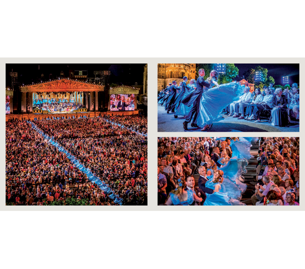 ANDRÉ RIEU USA Tour 2020 Program