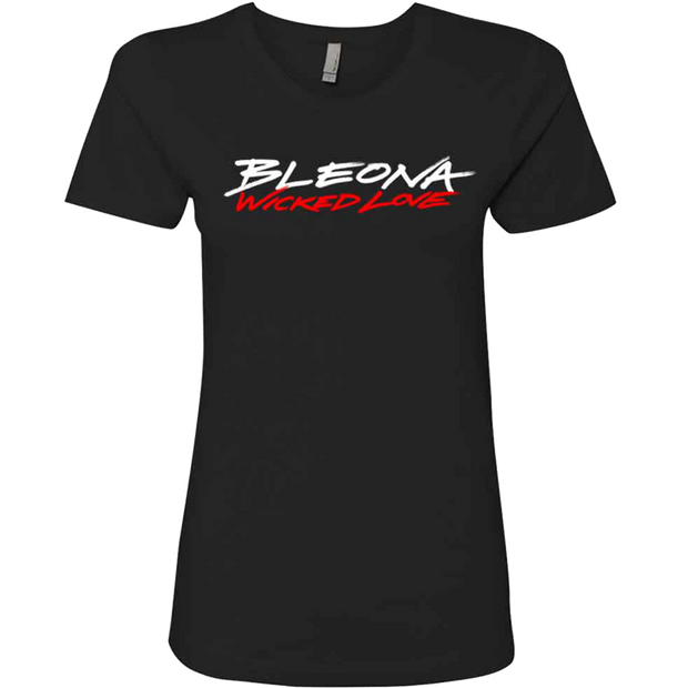 BLEONA Wicked Love Ladies Tee