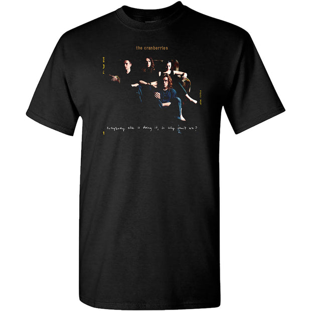 THE CRANBERRIES Everybody Else Is Doing It T-Shirt
