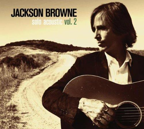 JACKSON BROWNE Solo Acoustic Vol 2 (2008) CD