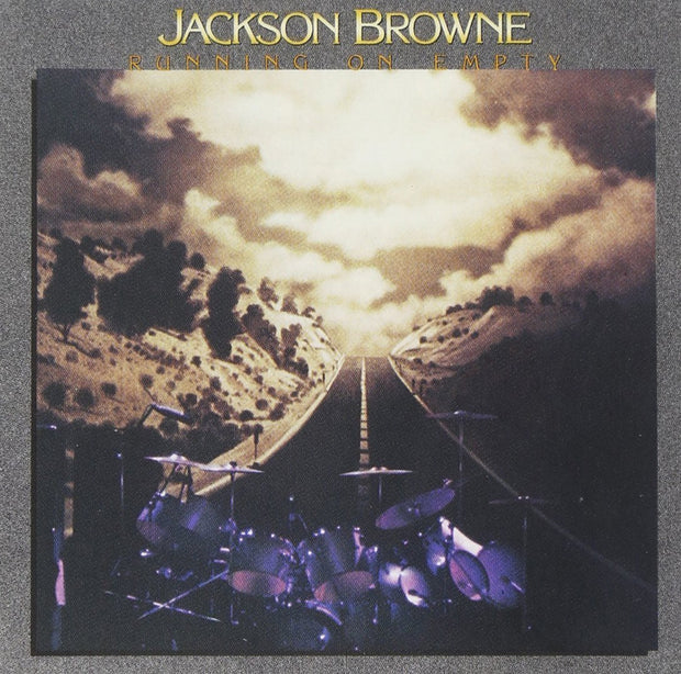 "JACKSON BROWNE Running on Empty 12"" Vinyl"
