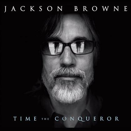 "JACKSON BROWNE Time The Conqueror 12"" Vinyl (2009)"