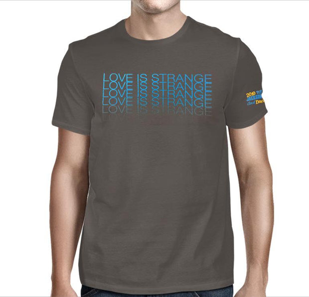 JACKSON BROWNE Love Is Strange 2010 T-Shirt