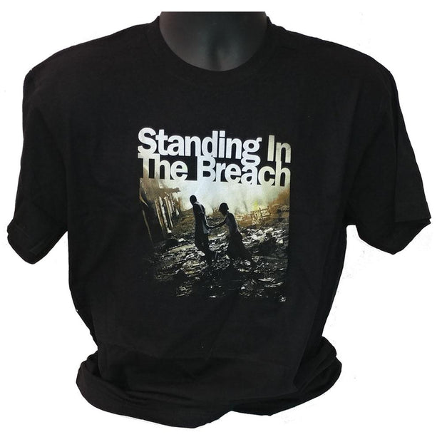 JACKSON BROWNE Standing In The Breach US 2015 T-Shirt