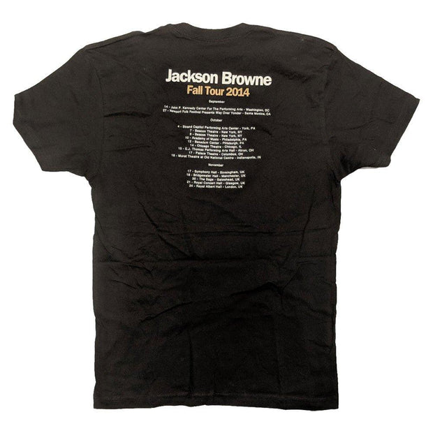 JACKSON BROWNE Standing In The Breach Fall 2014 T-Shirt
