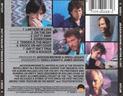JACKSON BROWNE Lawyers In Love CD (1983)