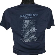 JACKSON BROWNE Solo Spotlight 2014 Tour