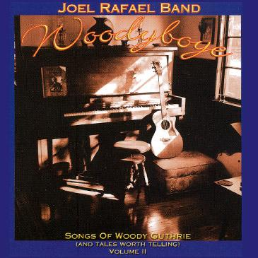 JOEL RAFAEL Woody Boye CD