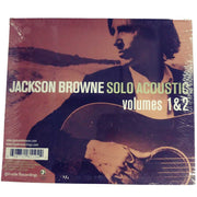 JACKSON BROWNE Solo Acoustic CD Volumes 1 & 2