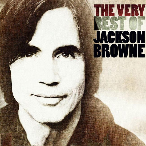 JACKSON BROWNE The Very Best Of Jackson Browne 2004 2 CD Collection