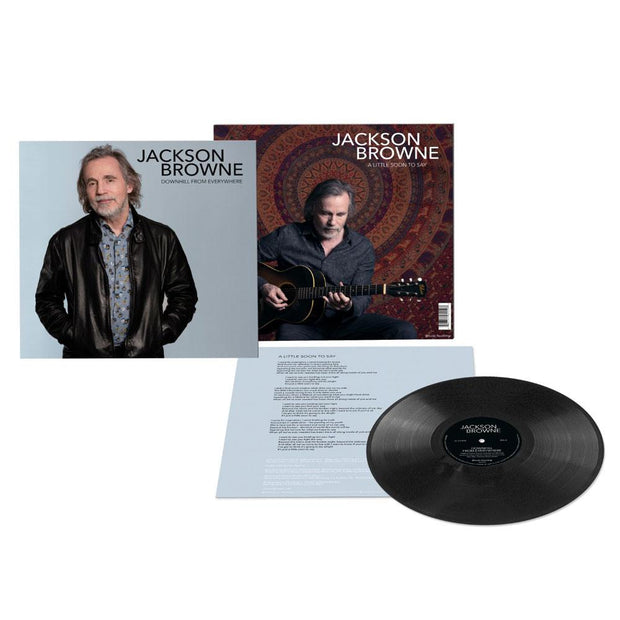 JACKSON BROWNE A Little To Soon To Say - EP Vinyl