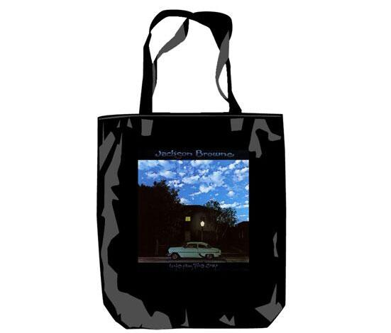 JACKSON BROWNE Late For The Sky Tote