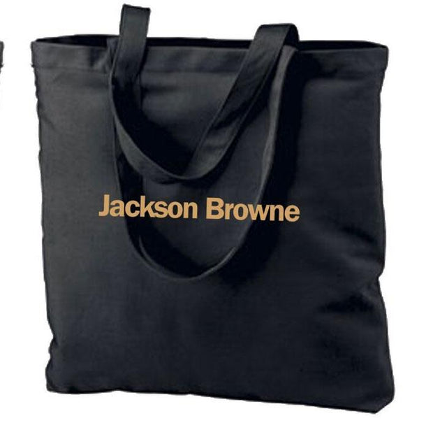 JACKSON BROWNE Standing In The Breach Tote (Cotton)