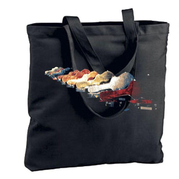 JACKSON BROWNE Guitar Cases Tote - 2016 Dated