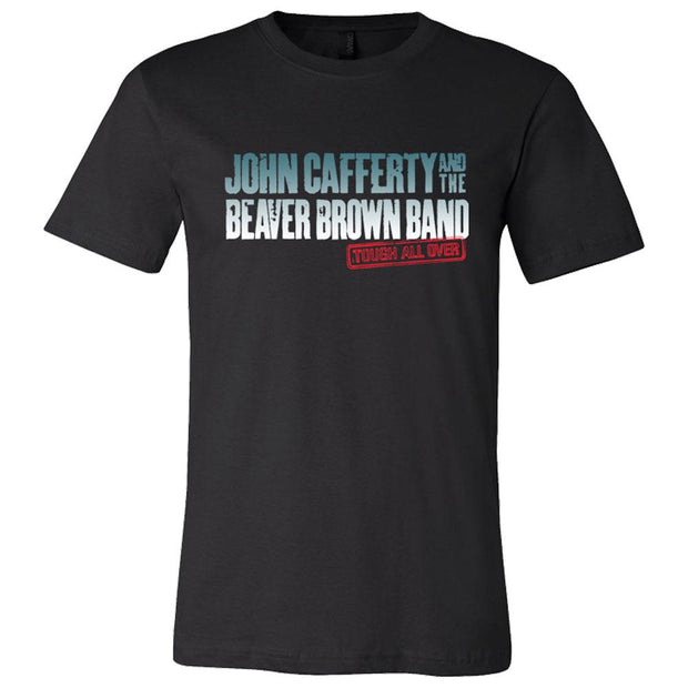 JOHN CAFFERTY Tough All Over T-Shirt