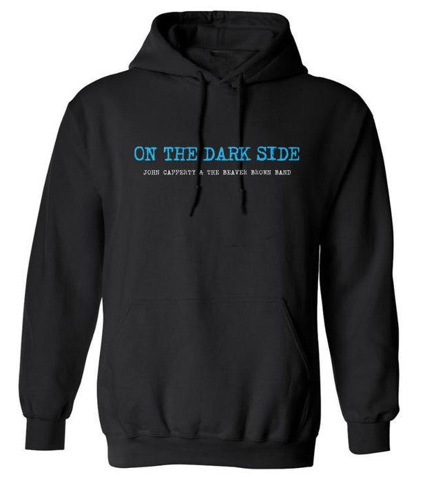 JOHN CAFFERTY On the Dark Side Pullover Hoodie