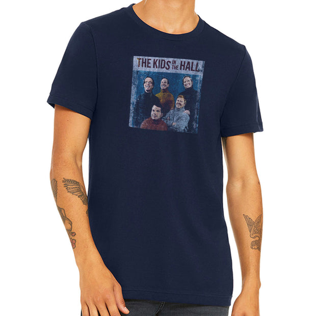 KIDS IN THE HALL Retro Photo T-Shirt