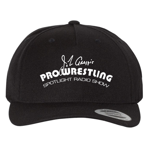 PWS Radio Show Hat - Black