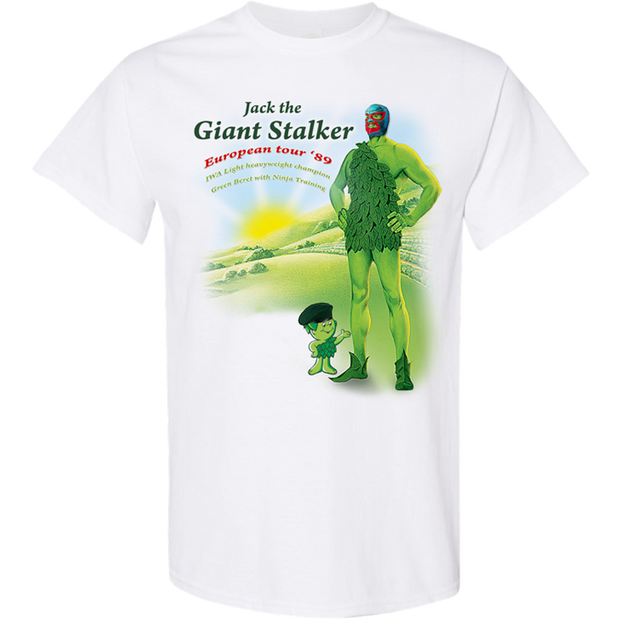 PWS Jack The Giant Stalker T-Shirt - White