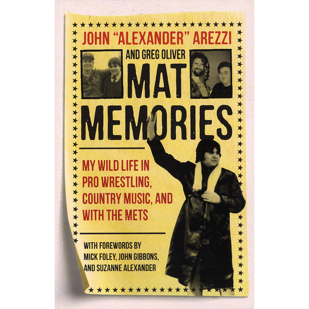 PWS Mat Memories: My Wild Life in Pro Wrestling, Country Music, and with the Mets - Paperback