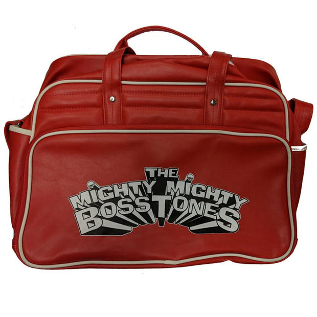 MIGHTY MIGHTY BOSSTONES Red Gym Bag