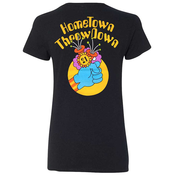 MIGHTY MIGHTY BOSSTONES Hometown Throwdown 21 Ladies T-Shirt