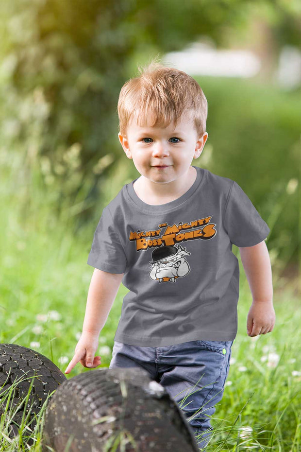 MIGHTY MIGHTY BOSSTONES Clockwork Dog Toddler T-Shirt