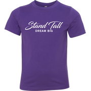 MEMF Stand Tall Dream Big Youth T-Shirt