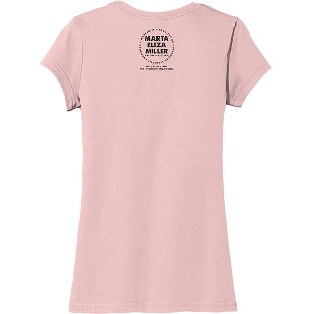MEMF Stand Tall Get Up Ladies T-Shirt