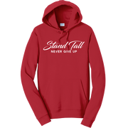 MEMF Stand Tall Never Give Up Pullover Hoodie