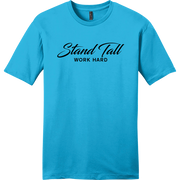 MEMF Stand Tall Work Hard T-Shirt