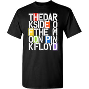 PINK FLOYD Stencil Letters T-Shirt