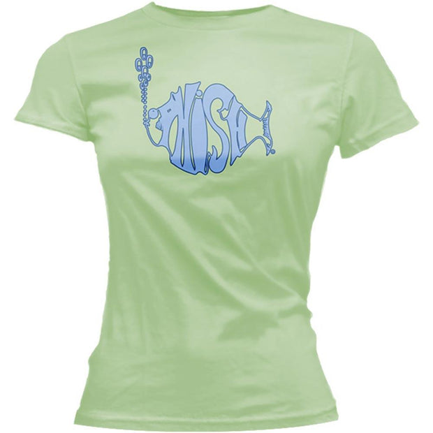 PHISH Logo Ladies T-shirt