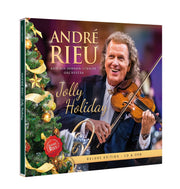 ANDRÉ RIEU Jolly Holiday Deluxe Edition - CD/ DVD