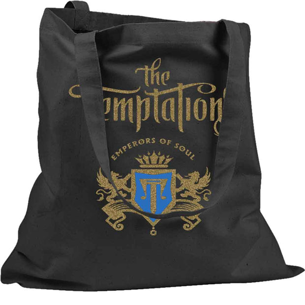 THE TEMPTATIONS Emperors of Soul Crest Tote