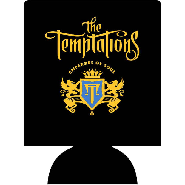 THE TEMPTATIONS Emperors of Soul Crest Can Cooler