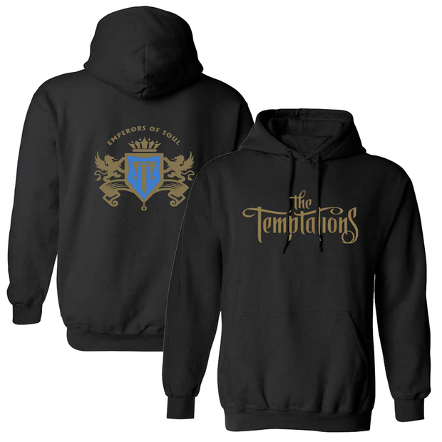 THE TEMPTATIONS Emperors of Soul Pullover Hoodie