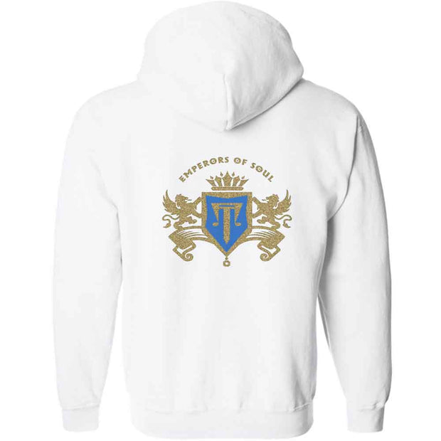 THE TEMPTATIONS Emperors of Soul Zip Hoodie