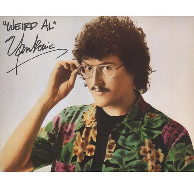 "WEIRD AL YANKOVIC Portrait 8"" X 10"" Photograph"