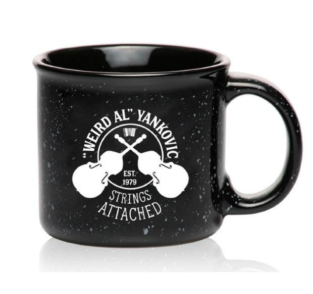 WEIRD AL YANKOVIC Strings Attached Mug