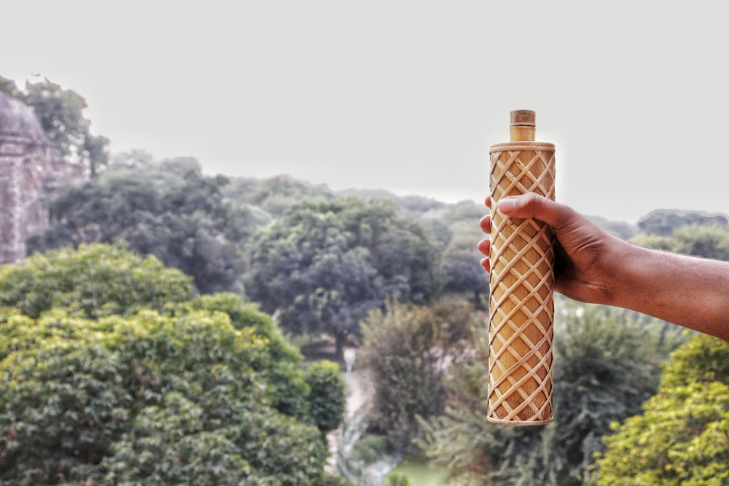 Bambouri Bamboo Bottle: Changing The World With Every Sip