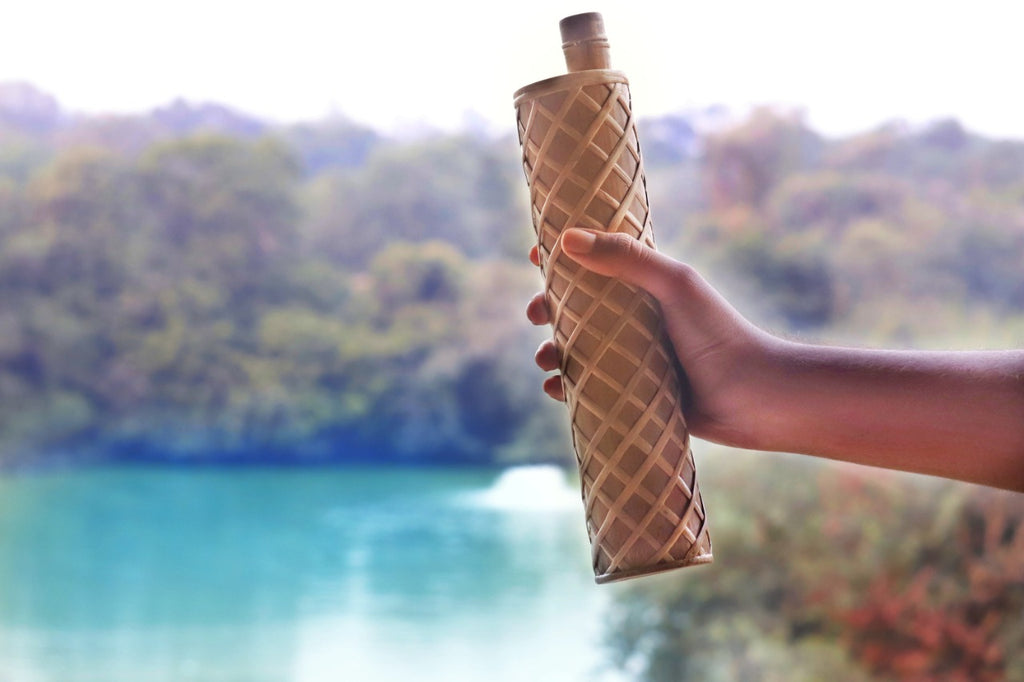 Press Release : Bambouri launches 100% Biodegradable Bamboo Bottles
