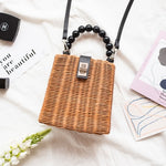Bambouri Urban Rattan Bag