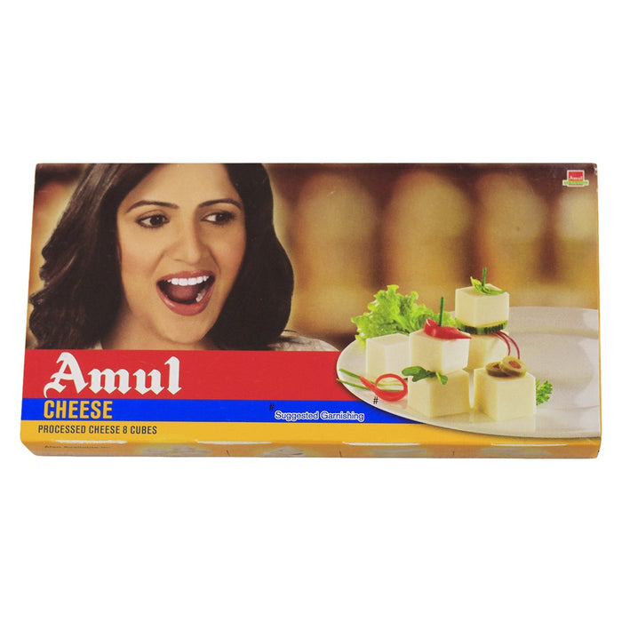 Amul Cheese Cubes  200g - Spice Divine