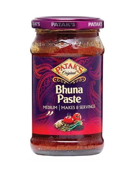 Patak's Curry Paste Bhuna 284ml - Spice Divine