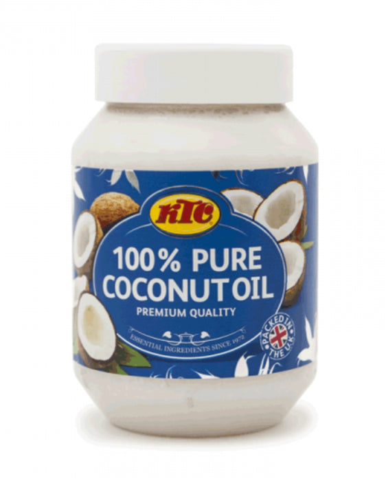 KTC Pure Coconut Oil 500ml - Spice Divine