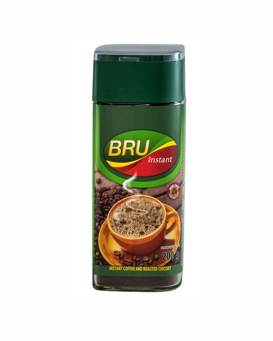 Bru Instant Coffee And Roated Chicory 200gm - Spice Divine