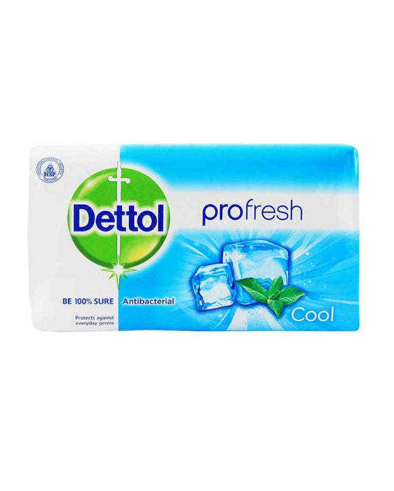 Dettol Soap Profresh Cool 130gm - Spice Divine