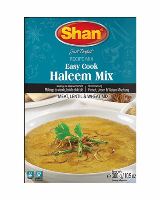 Shan Instant Mix Haleem 300gm (Easy Cook) - Spice Divine