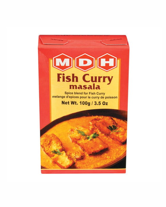 MDH Seasoning Mix Fish Curry masala 100g - Spice Divine